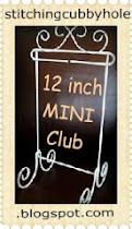 12 inch Mini Quilt Club