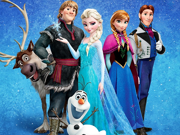 Disney's 'Frozen' Headed to Broadway | Ribbons Down My Back