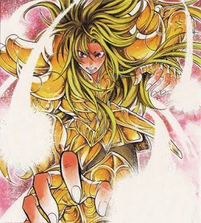 Lost Canvas Shion jagathero 270x300 Data de lançamento de CDZ: The Lost Canvas Gaiden