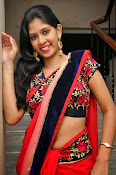 actress om sizzling photos in saree-thumbnail-31