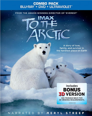 To The Arctic (2012) 720p BRRip 300MB mkv Latino