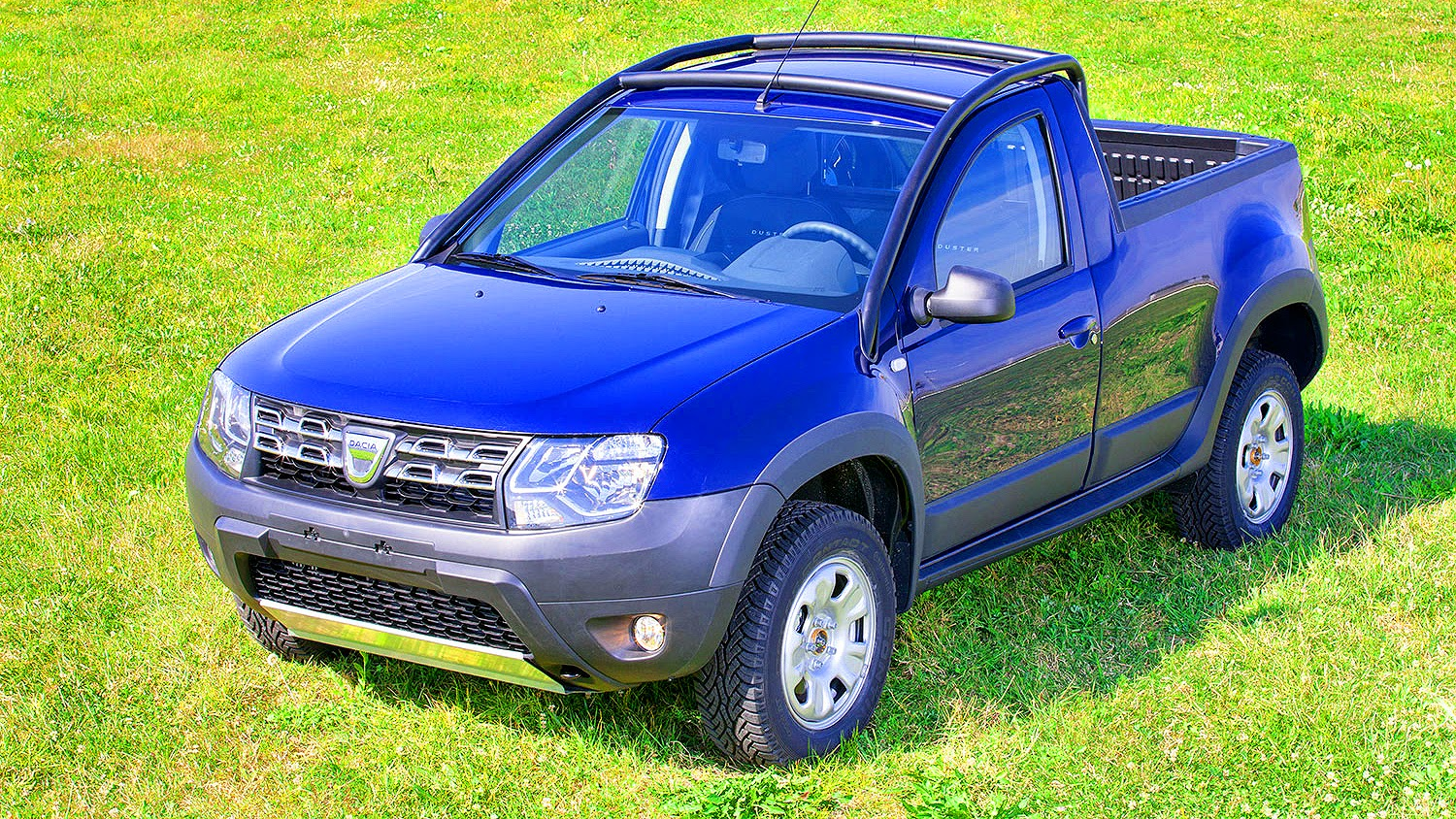 romturingia dacia duster pickup 4x4 2014 1 5 dci turbo diesel 110 cv carwp. Black Bedroom Furniture Sets. Home Design Ideas