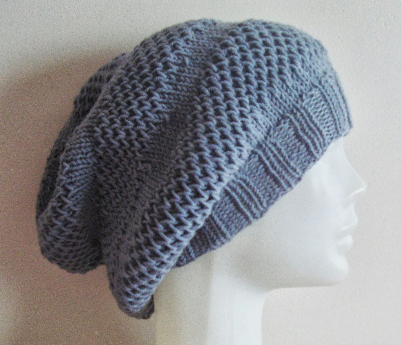 Hand Knitted Hat Patterns : Hand Knit Hats