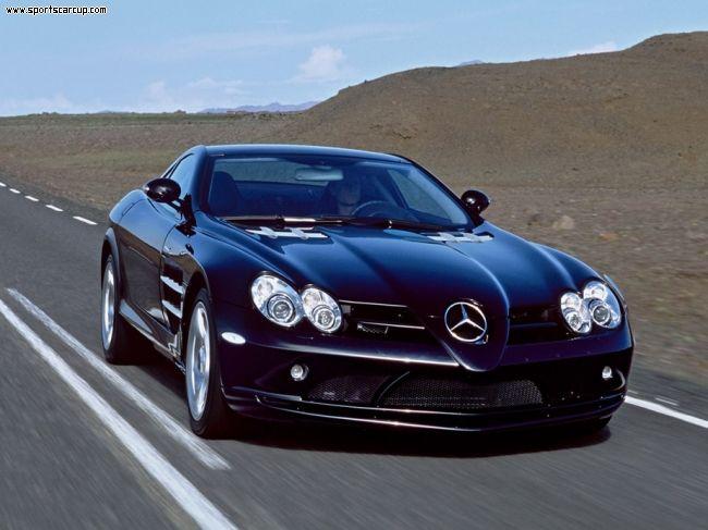 mercedes benz slr mclaren. Mercedes - Benz SLR McLaren