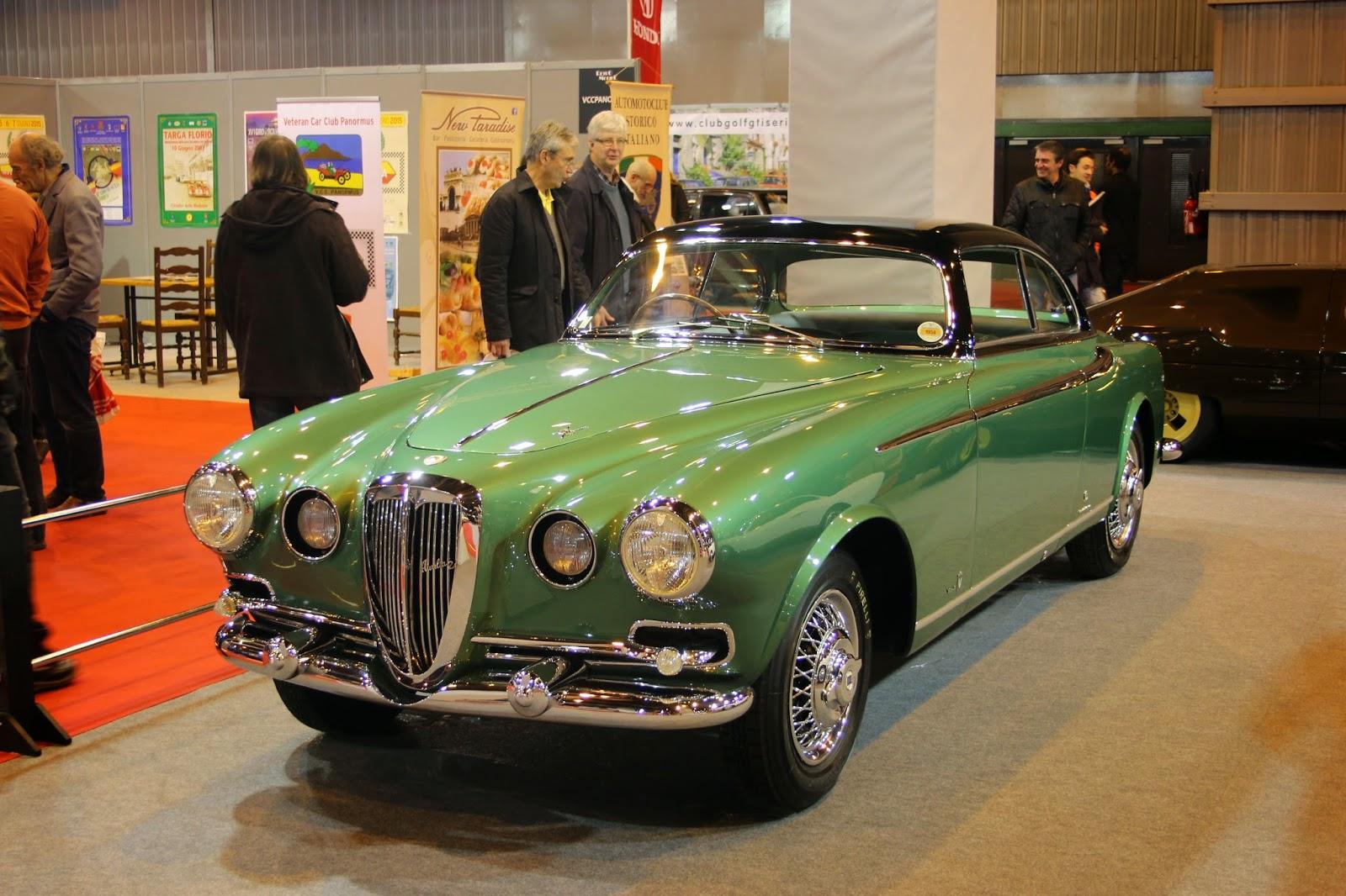Lancia Aurelia B52 Vignale