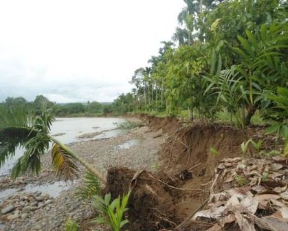 Penyebab erosi dan dampaknya