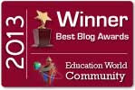 Top 25 Blogs in Education by Education World Community