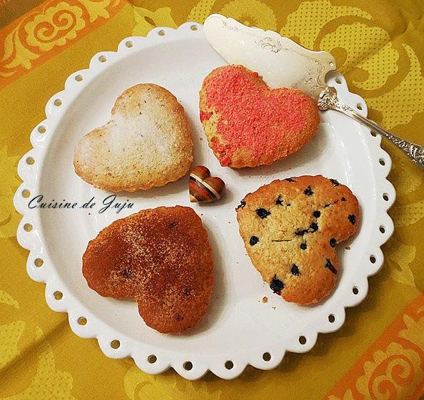 Bánh hạnh nhân cổ điển của Pháp