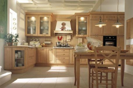 Cabinets for kitchen traditional italian kitchen cabinets for Italian kitchen cabinets