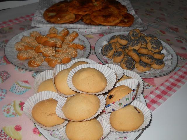 tatlı tuzlu kurabiye çeşitleri