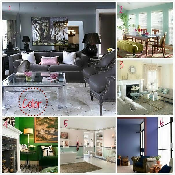 Interior Design Color Trends for 2013