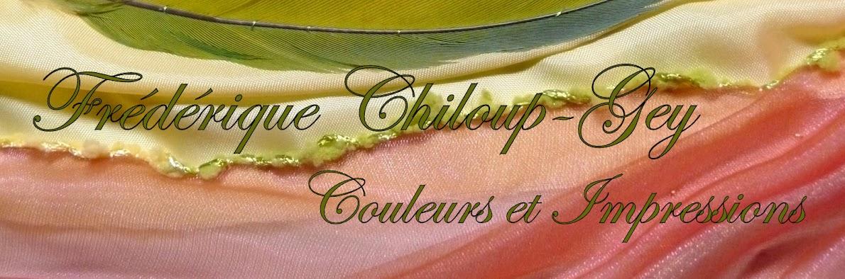 Frédérique Chiloup-Gey - Artiste textile