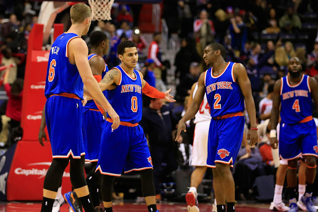 New York Knicks 8° equipe mais valiosa do mundo