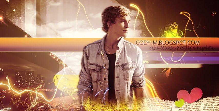 Cody & Madeleine.