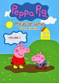 Peppavol1 Download   Coletânea Peppa Pig Vol.1   WEB DL Dublado (2014)