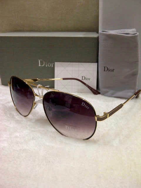 Kacamata Dior 3380 Gold Marun