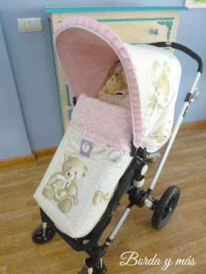 saco silla Baby Monster Fresh