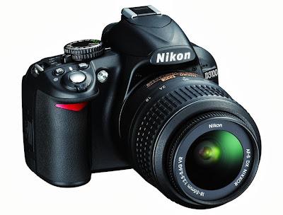Kamera DSLR Nikon D3100 untuk Pemula