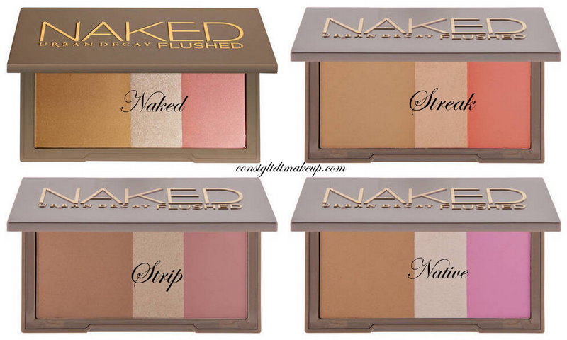 vari colori naked flushed