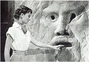 Guía turistica no convencional para Roma Audrey
