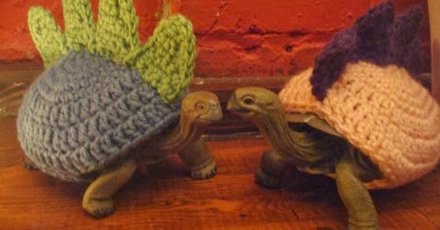 Knitting Pattern For Tortoise Jumper : The Grant Family from the perspective of the Mommy: Turtle Cozy Pattern