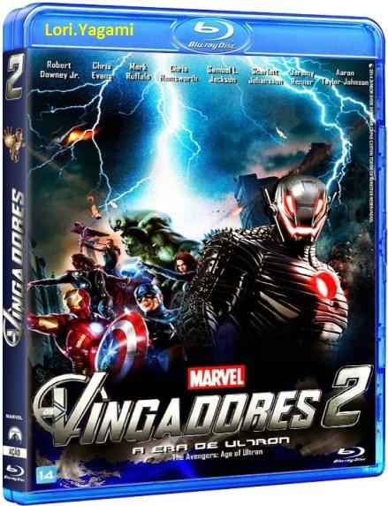 Avengers Age of Ultron (2015) 1080p WEB-DL 6CH-MkvCage