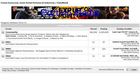 forum gemscool point blank indonesia