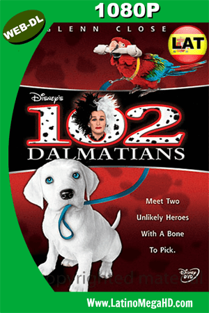 102 Dalmatas (2000) Latino HD WEB-DL 1080P ()