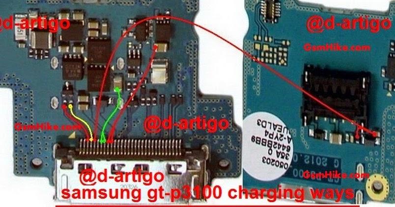 samsung galaxy tab 2 p3100 charging solution ways problem