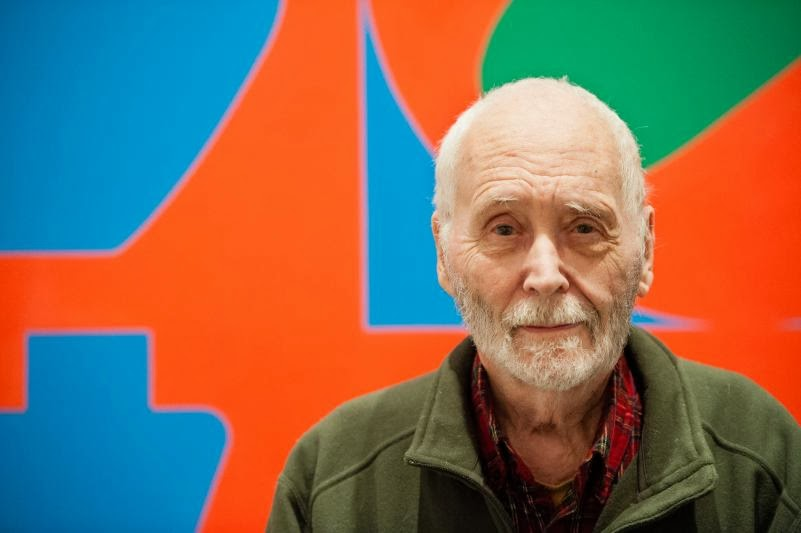 Love artist Robert Indiana
