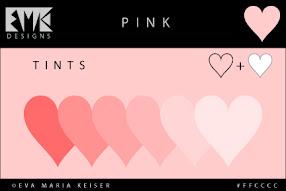 Shades of Pink:
