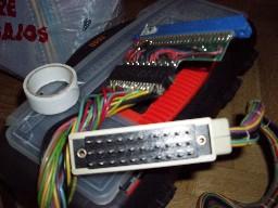 Conector Jamma de la placa al mueble