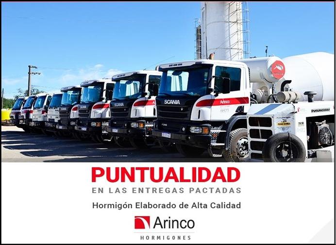 ESPACIO PUBLICITARIO: ARINCO