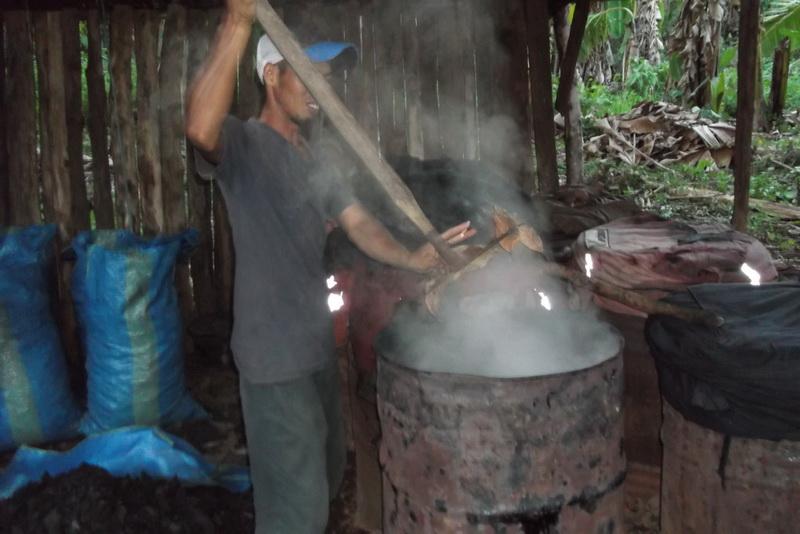 Image Result For Cara Membuat Arang Batok Kelapa