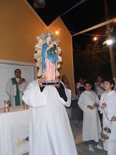 Santa Missa na festa de Nossa Senhora do Perpétuo Socorro