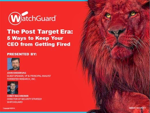 WatchGuard CEO IT Security