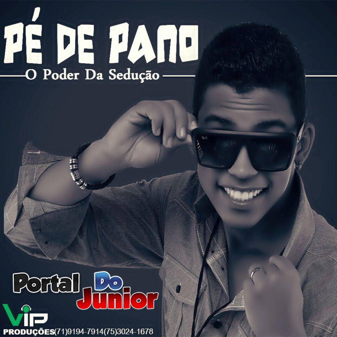 [CD NOVO] Pé de Pano