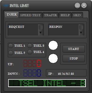 Inject Telkomsel Intel 4 Host Limit 300mb