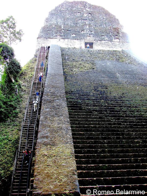 Tikal Temple V Guatemala