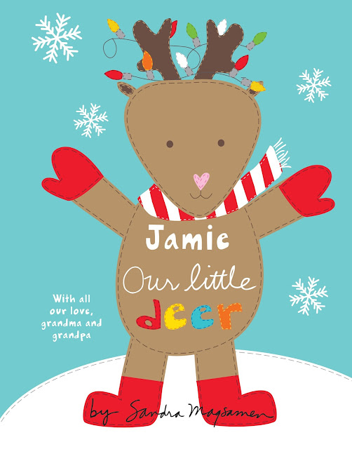 Put Me In the Story: Our Little Deer Personalized Book