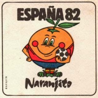 Mascote da Copa do Mundo de 1982, realizada na Espanha.