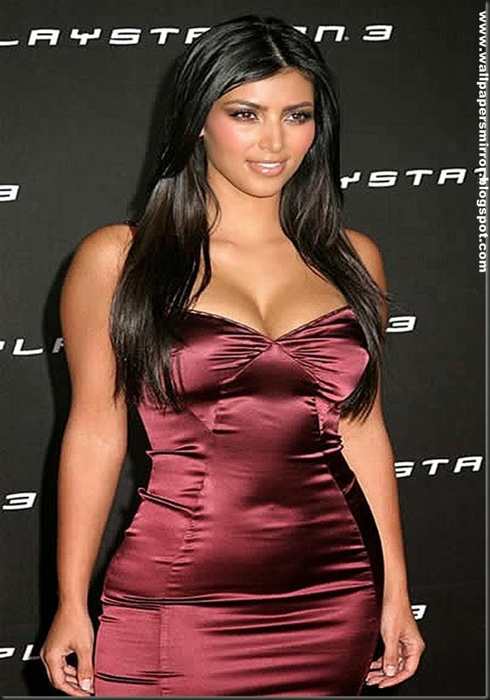 Kim Kardashian hot photoshoot latest