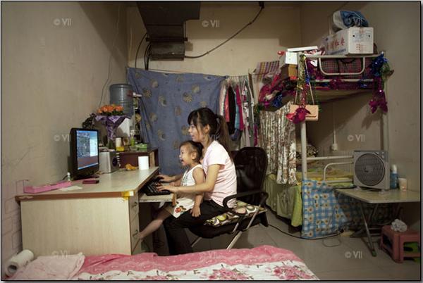 Urba Actu La Quot Rat Tribe Quot De P 233 Kin Une S 233 Rie De Sim Chi Yin Photo