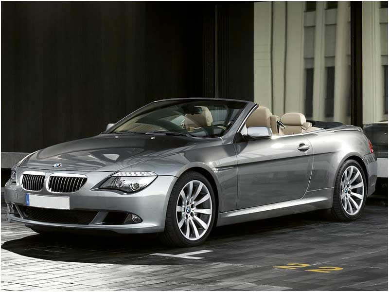 Autos World For All Bmw 6 Series