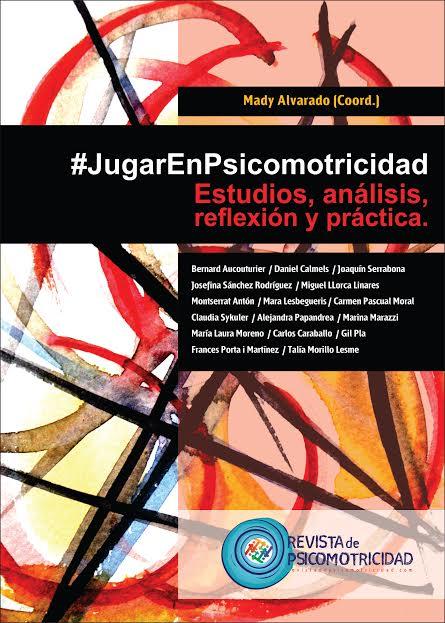 Libro: #JugarEnPsicomotricidad