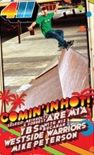 SKATERNOISE 411VM - Comin' In Hot!