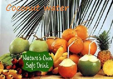 Coconut water - A natural alternative to sports drinks