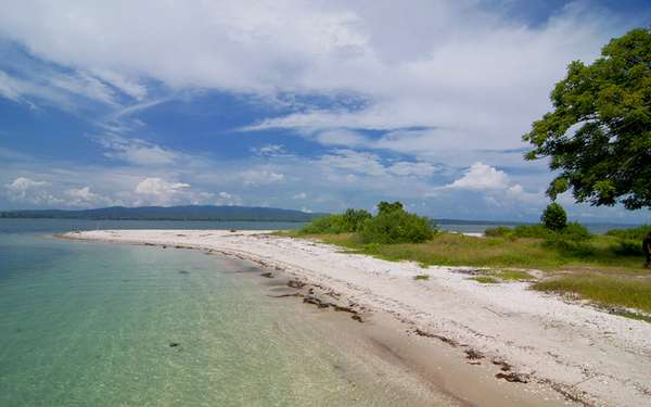 Objek wisata Pulau Moyo 3