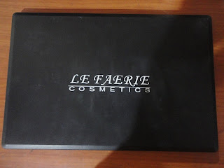 Le Faerie eyeshadow palette @ Beauty Bunker
