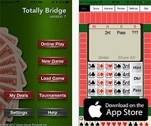 iOS Game of the Week - Totally Bridge